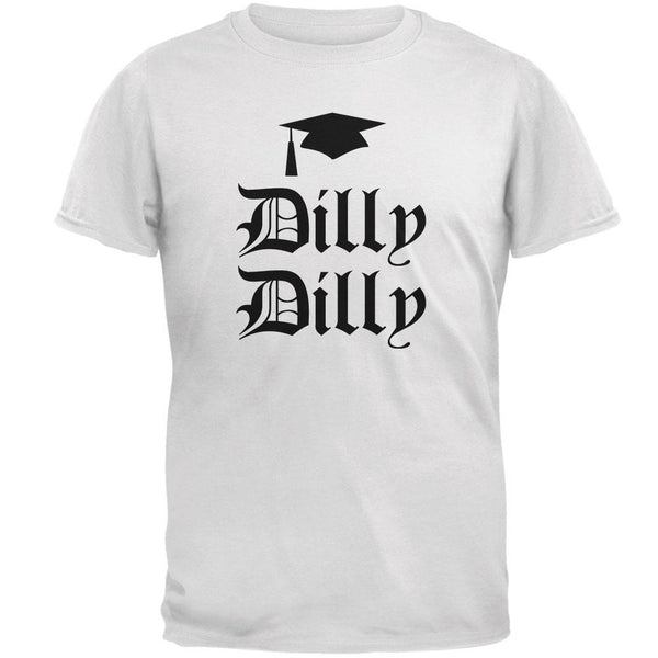 Dilly Dilly Graduation Mens Soft T Shirt