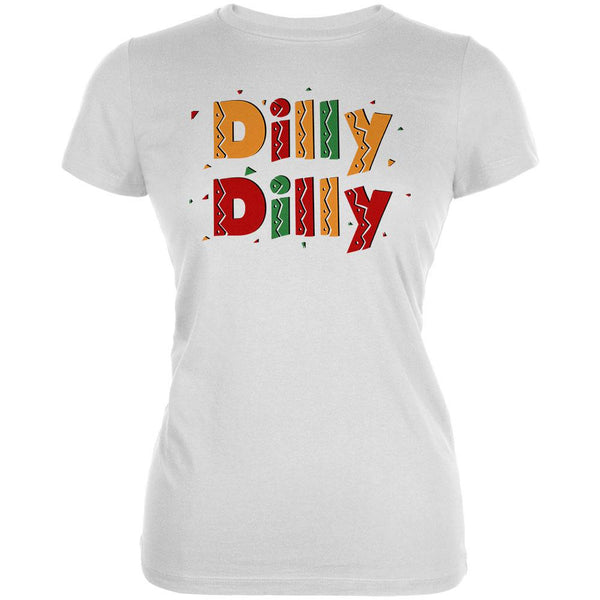 Cinco De Mayo Dilly Dilly Fiesta Mexican Party Juniors Soft T Shirt