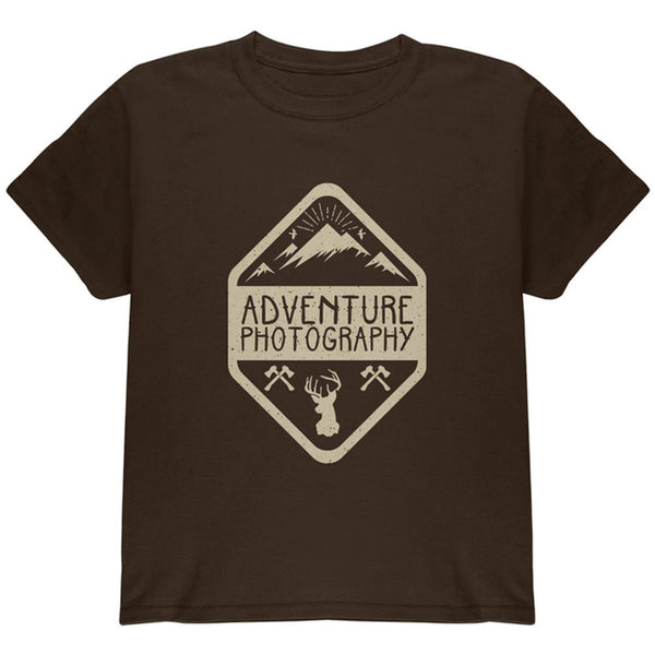 Adventure Photography Youth T Shirt