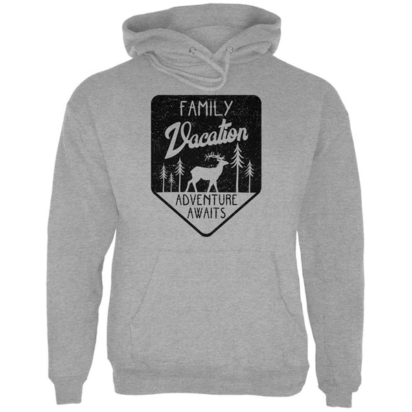 Family Vacation Adventure Awaits Mens Hoodie