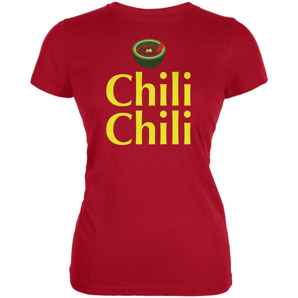 Cinco De Mayo Dilly Dilly Chili Chili Bowl Pepper Juniors Soft T Shirt
