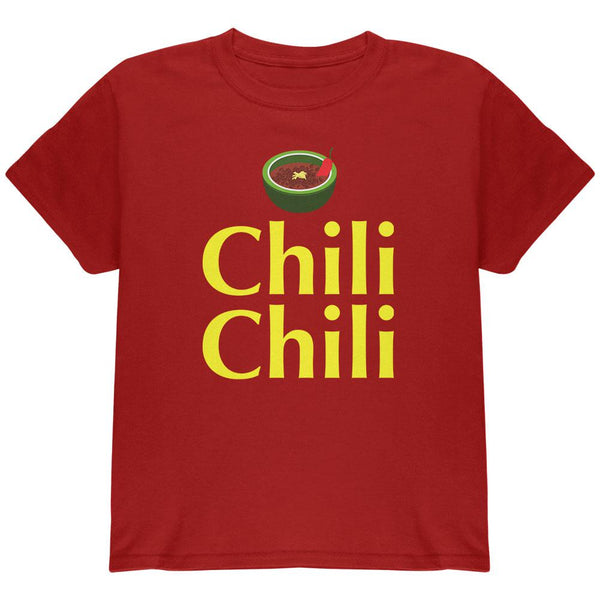 Cinco De Mayo Dilly Dilly Chili Chili Bowl Pepper Youth T Shirt