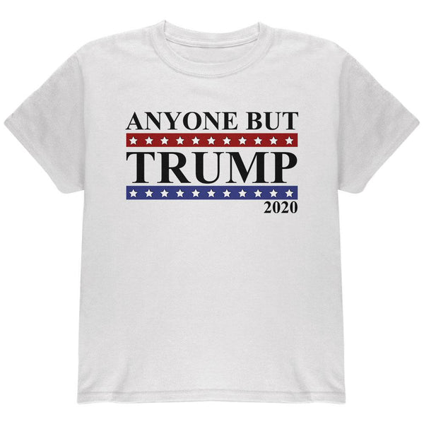 Presidential Election Anyone But Trump 2020 Youth T Shirt