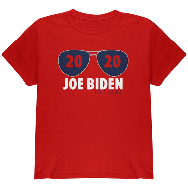Joe Biden For President 2020 Sunglasses Youth T Shirt