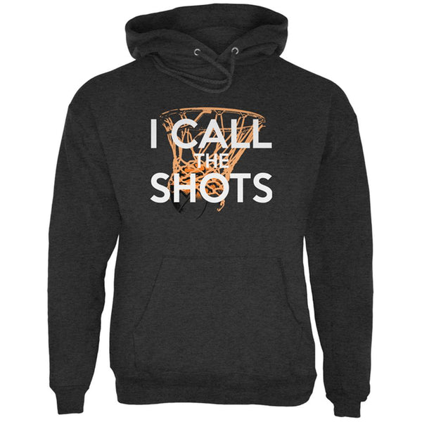 I Call the Shots Basketball Mens Hoodie