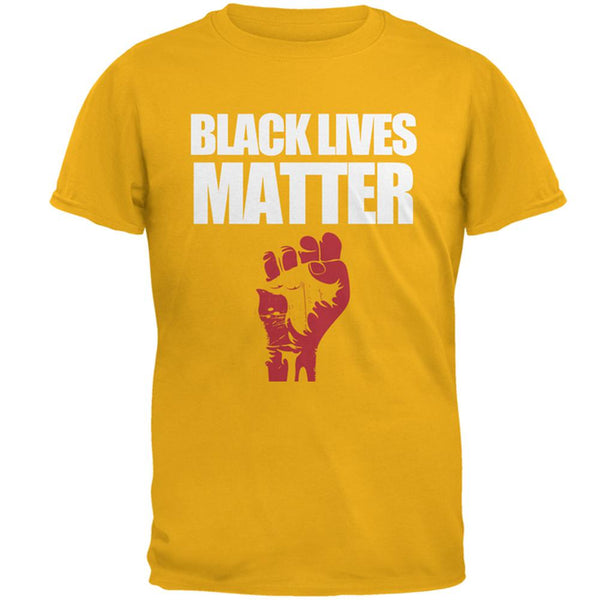 Black Lives Matter Mens T Shirt