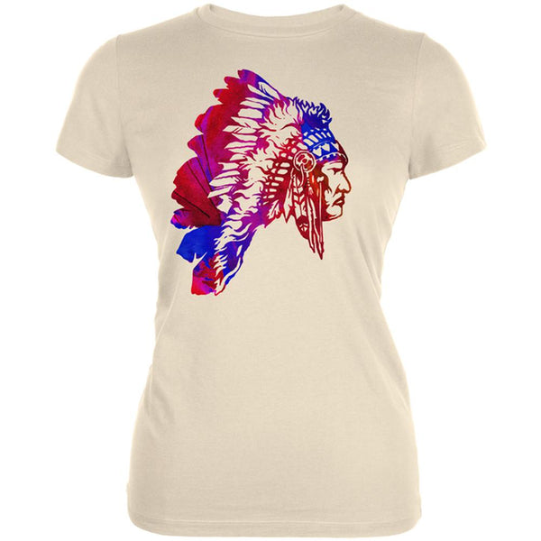4th of July Original American Spirit Juniors Soft T Shirt