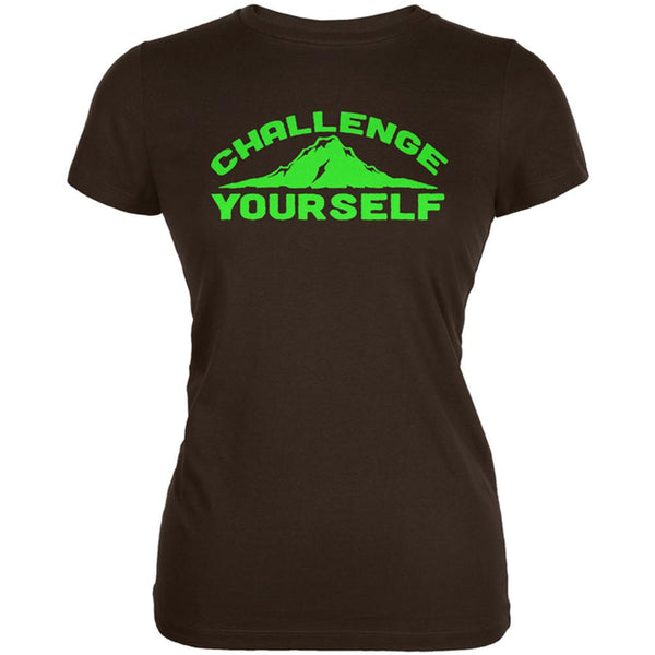 Challenge Yourself Juniors Soft T Shirt