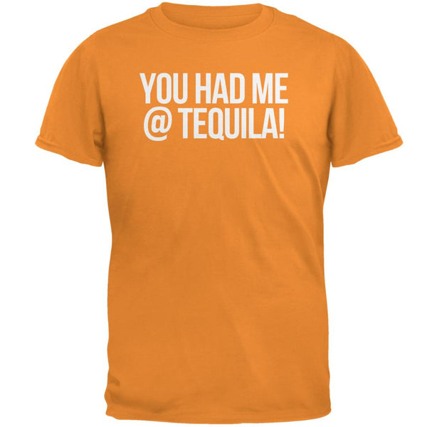 Cinco de Mayo You Had Me at Tequila Mens T Shirt