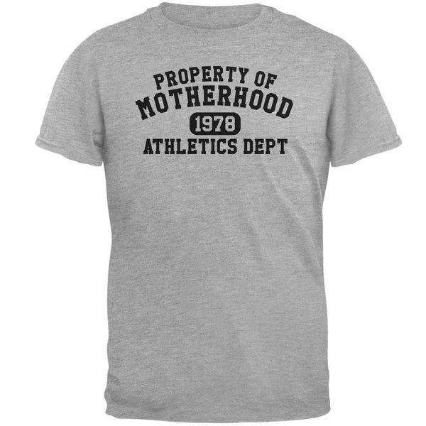 Motherhood Athletics Department 1978 Mens Soft T Shirt