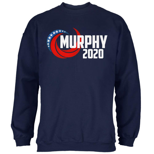 Presidential Election 2020 Chris Murphy Swoosh Mens Sweatshirt