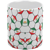 World Cup Mexico Soccer Ball All Over Coffee Mug