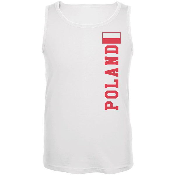 World Cup Poland Mens Tank Top