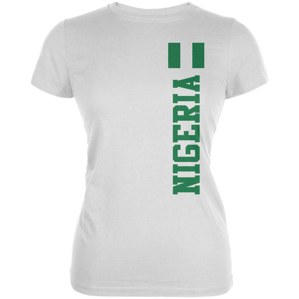 World Cup Nigeria Juniors Soft T Shirt