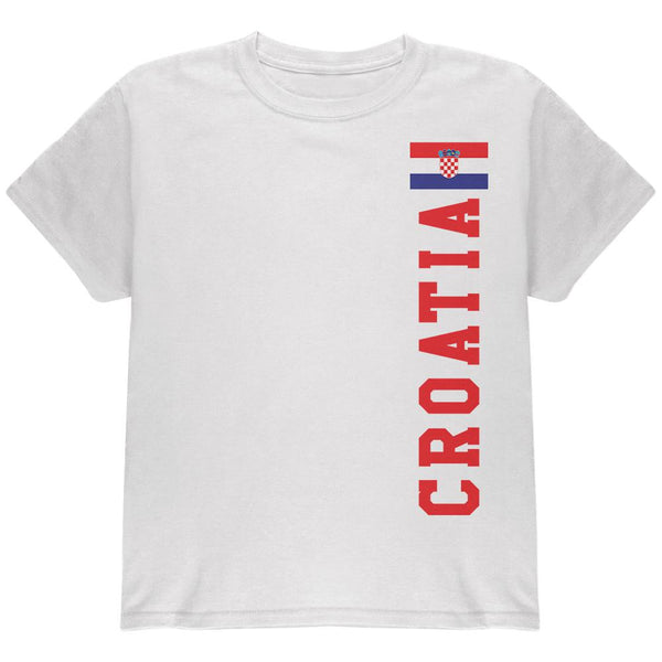 World Cup Croatia Youth T Shirt