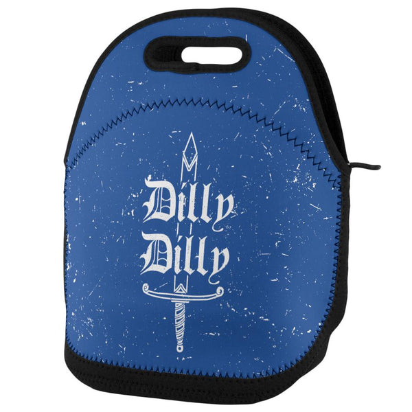 Dilly Dilly Sword Olde English Lunch Tote Bag