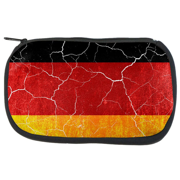 Oktoberfest Distressed Grunge German Flag Travel Bag