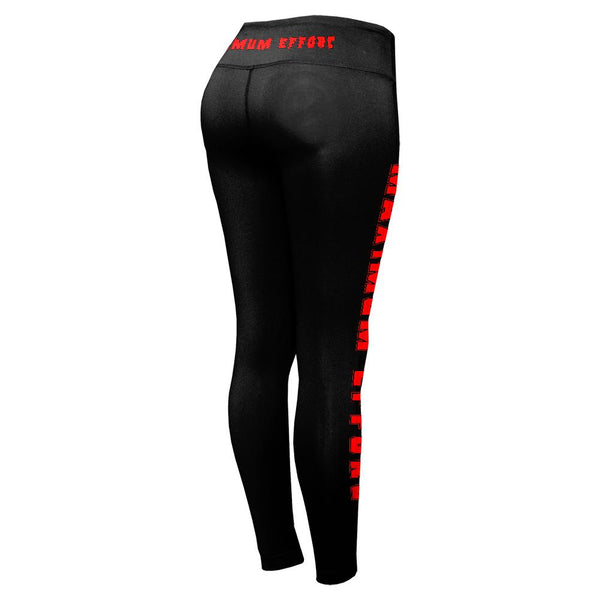 Maximum Effort Womens Performance Leggings