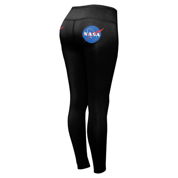 NASA Logo Womens Performance Leggings
