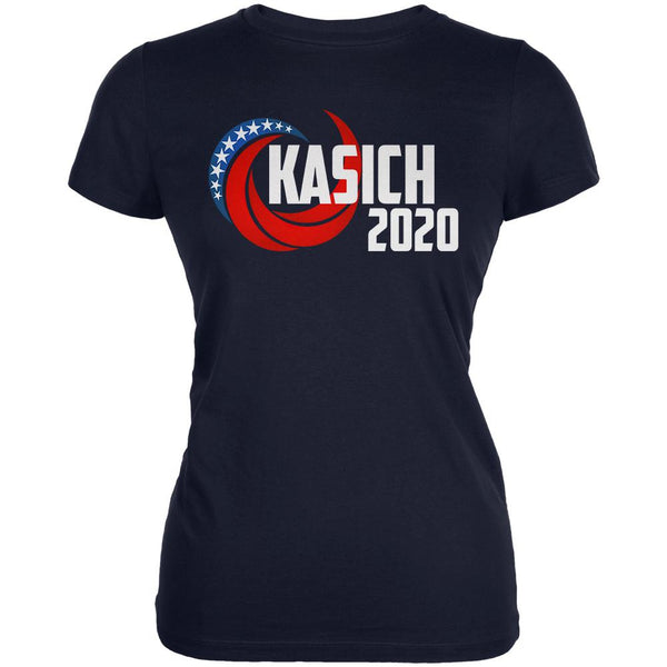 Presidential Election 2020 John Kasich Swoosh Juniors Soft T Shirt