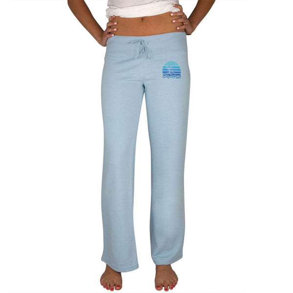 National Park Retro 70s Sunset Dry Tortugas Womens Sweatpants