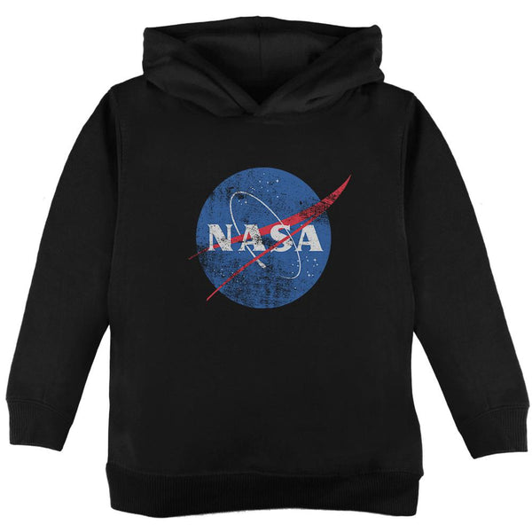 NASA Distressed Logo Toddler Hoodie