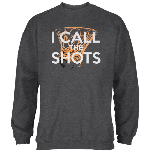 I Call the Shots Mens Sweatshirt