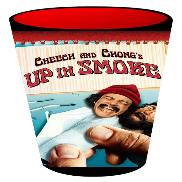 Cheech and Chong - Up in Smoke Poster Ceramic Pint Glass