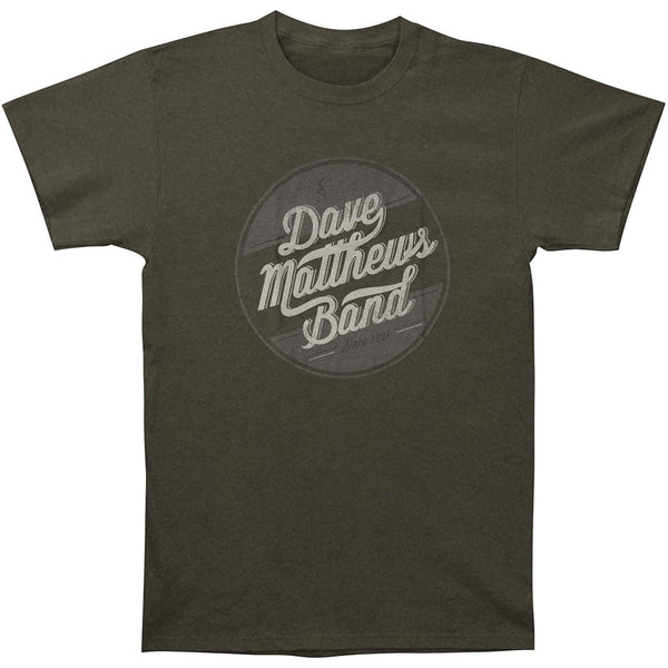Dave Matthews - Circle Logo Mens T Shirt
