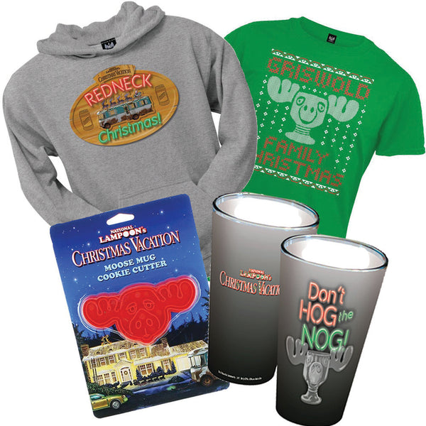 Christmas Vacation Movie - Griswold Family VIP #1 Fan $80 mind-blowing gift package