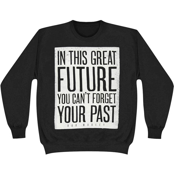 Bob Marley - Future Past Mens Sweatshirt
