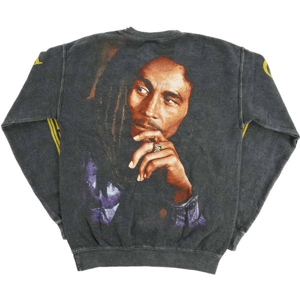 Bob Marley - Legend Washed Mens Sweatshirt