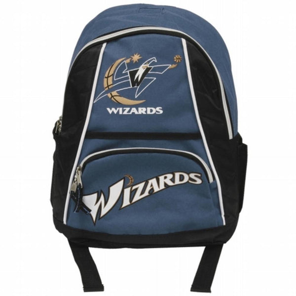 Washington Wizards - Logo Rebound Blue Mini Backpack