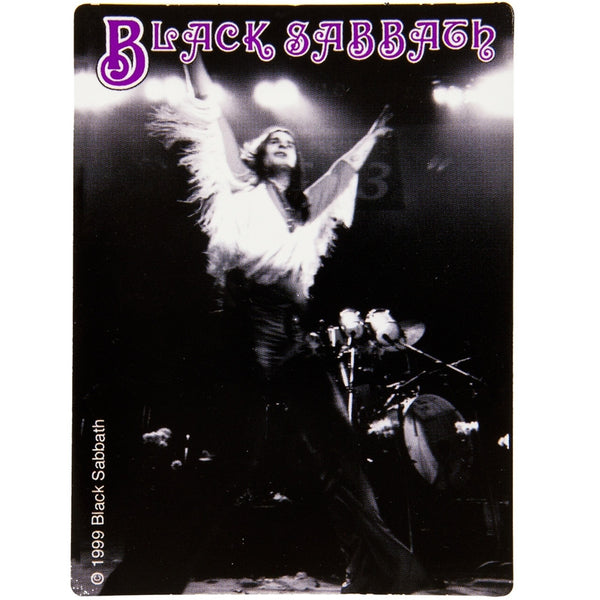 Black Sabbath - Live Sticker