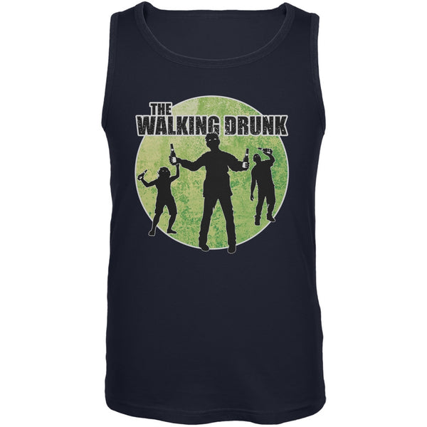 St. Patricks Day - The Walking Drunk Navy Adult Sleeveless Shirt