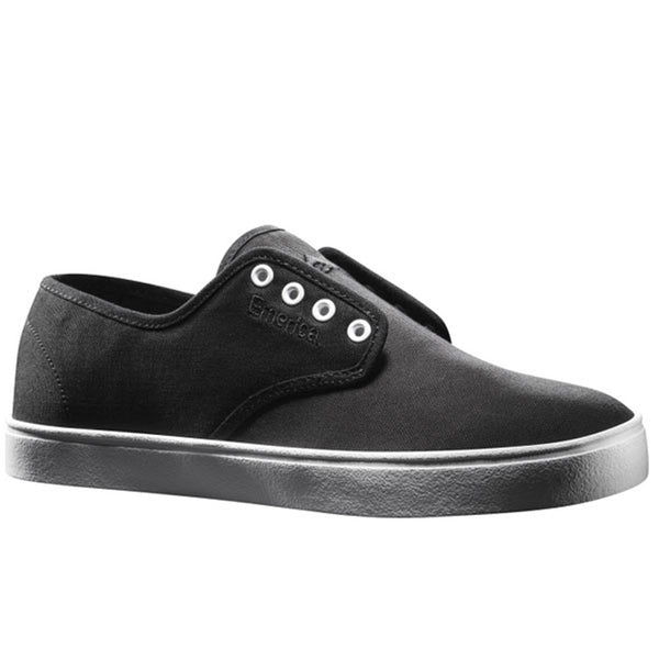 Emerica - Laced Black Shoes