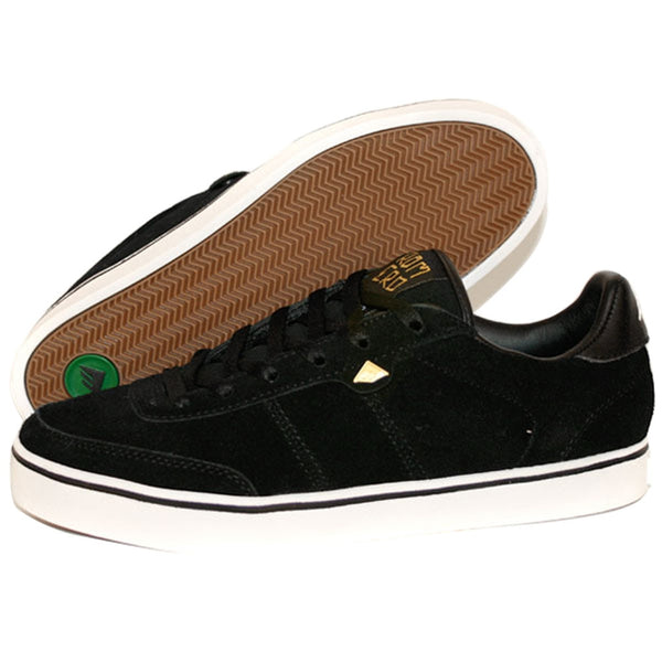 Emerica - Romero Black & White Shoes