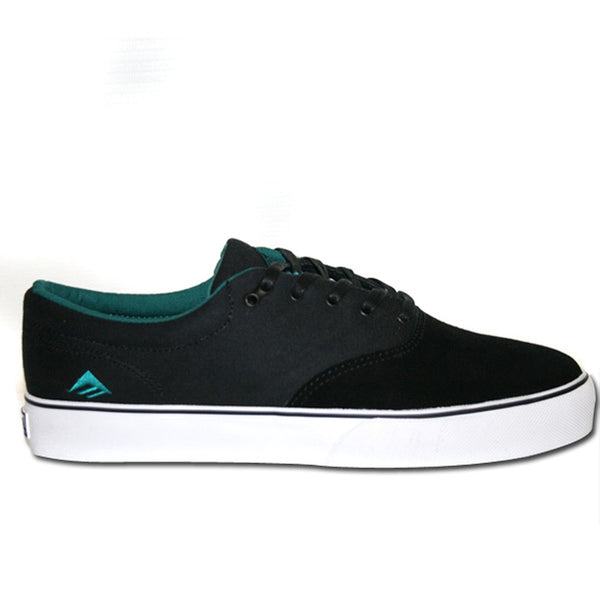 Emerica - Reynolds Cruisers Black & Turquoise Shoes
