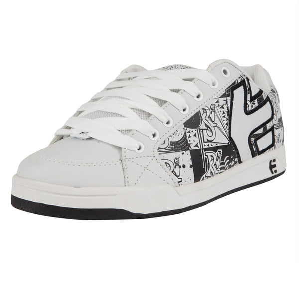 Etnies - Sheckler 3 White Shoes