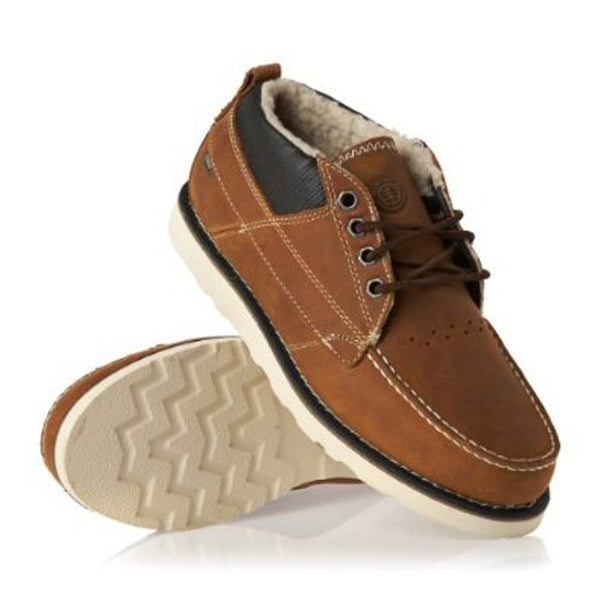Element - Hampton Vibram Chestnut Shoes