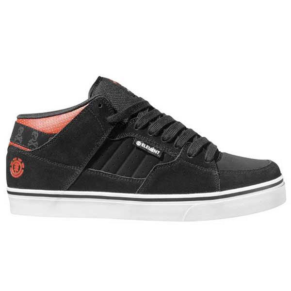 Element - Griggs 2 Black Shoes