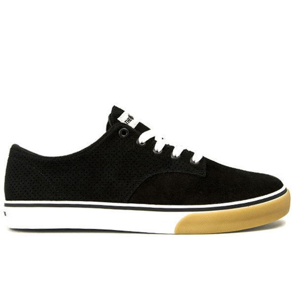 The Hundreds - Johnson Low Top Black Shoes
