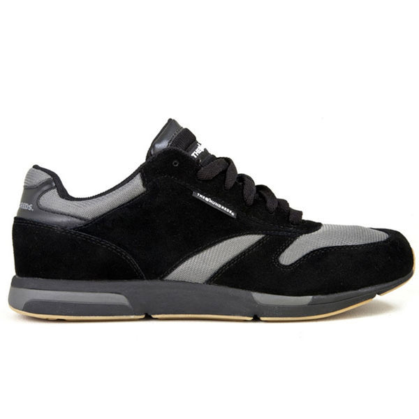 The Hundreds - Scully Black Suede Shoes