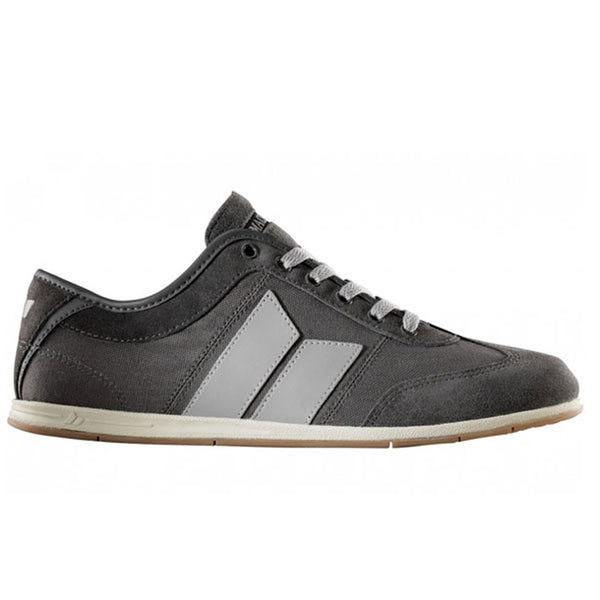 Macbeth - Brighton Dark Grey & Grey Shoes