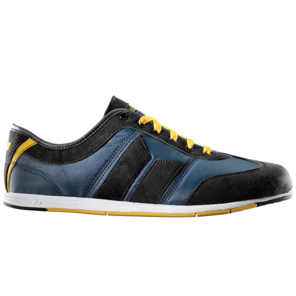 Macbeth - Brighton Black Midnight and Mineral Shoes