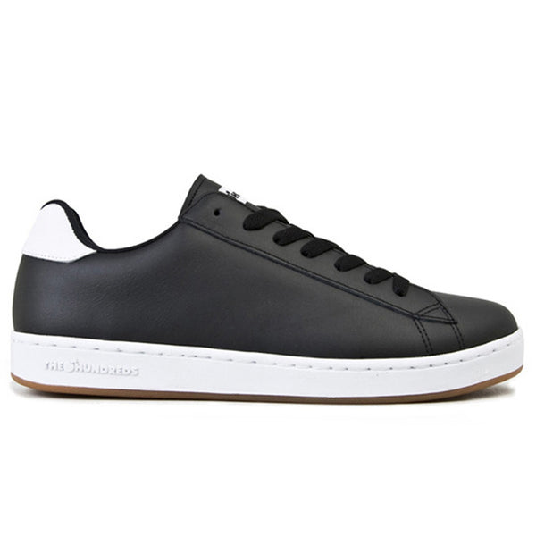 The Hundreds - Jackson Low Top Black Shoes