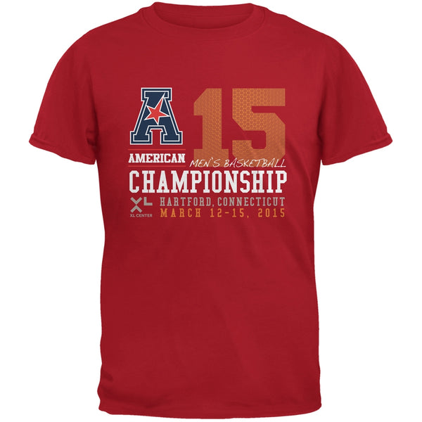 American Championship 15 - Hartford Red Adult T-Shirt