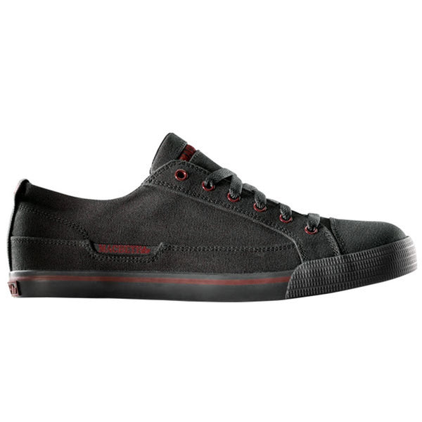 Macbeth - Matthew Black & Oxblood Shoes