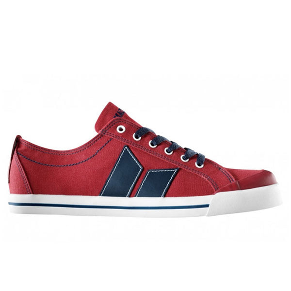MacBeth - Eliot Muted Red & Ensign Shoes