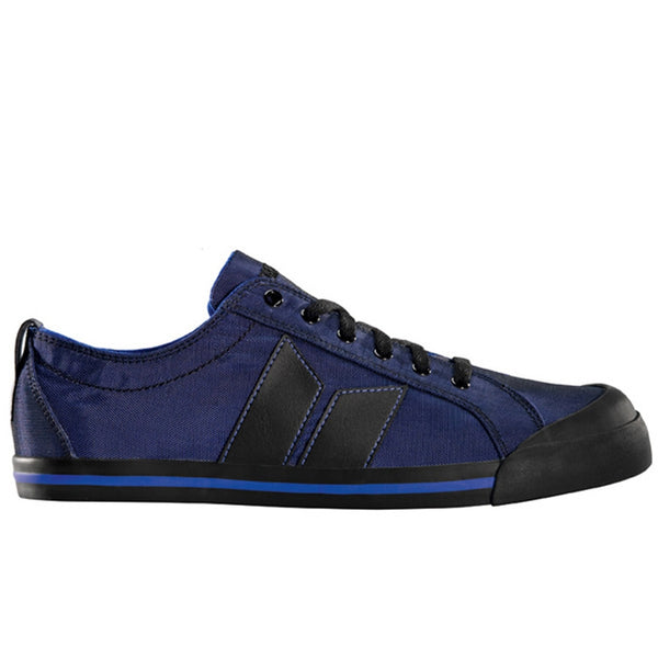 MacBeth - Eliot Blue & Black 2 Tone Shoes